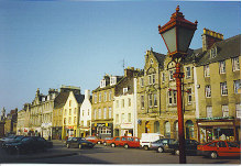 Montrose, High Street, Angus © Colin Smith